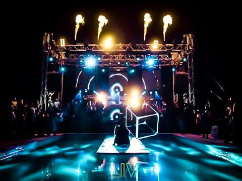 Liv Launch Party | Abu Dhabi, UAE