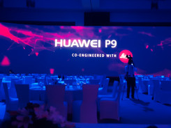 Huawei P9 Phone Launch | Dubai, UAE