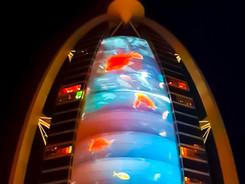 Burj Al Arab 3D Mapping | Dubai, UAE