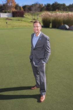 Matt Golf Green 8x10