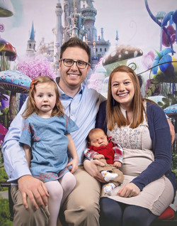 Family Fantasyland 11x14