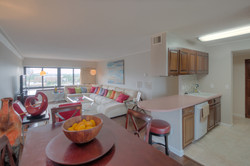 Dining Living Kitchen