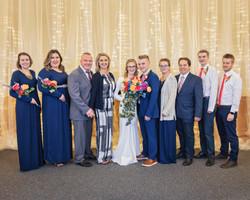 Wedding Party 8x10