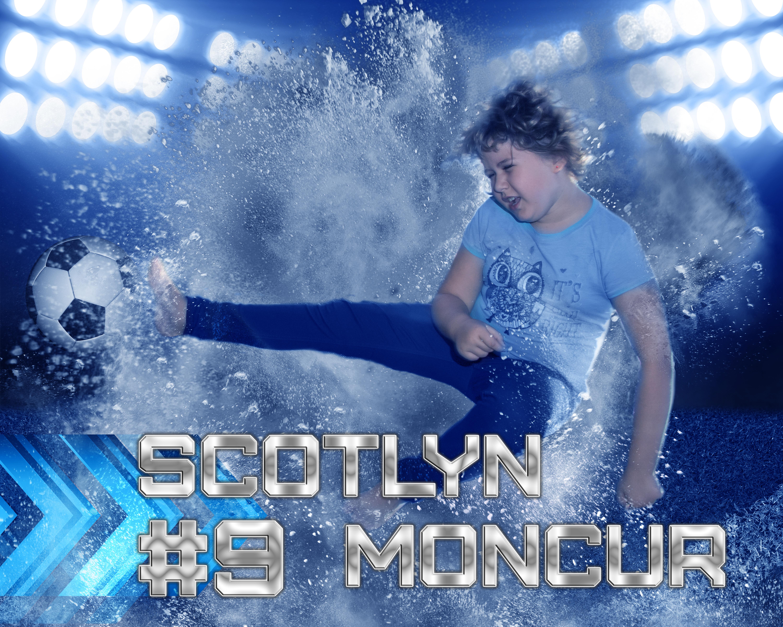 Scoti Testing Blue