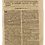 Thumbnail: Elephant on Newspaper from March 21st 1713 - Original
