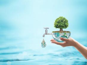 Consumo de agua en el hogar