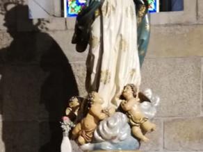 Consagración a María Inmaculada