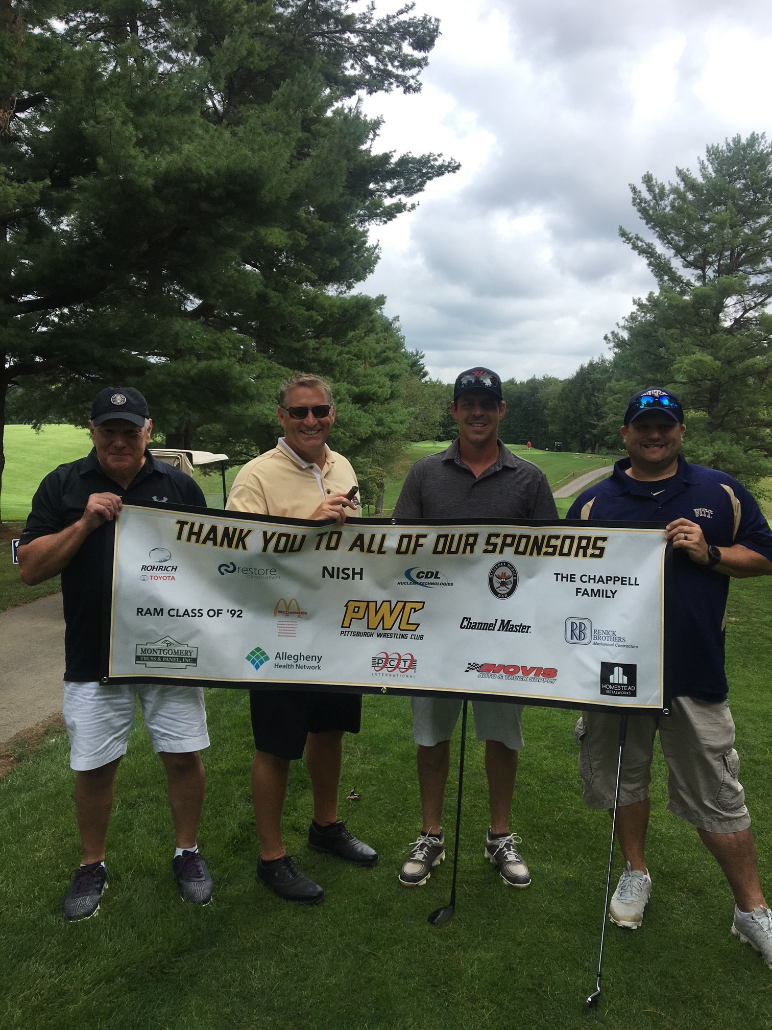 2018 Golf Outing