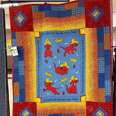 Quilt 17, Joanne Quicksell