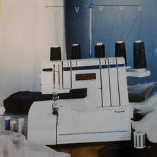 May 13 - Using Your Serger