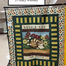Quilt 27, Lucy Whitney