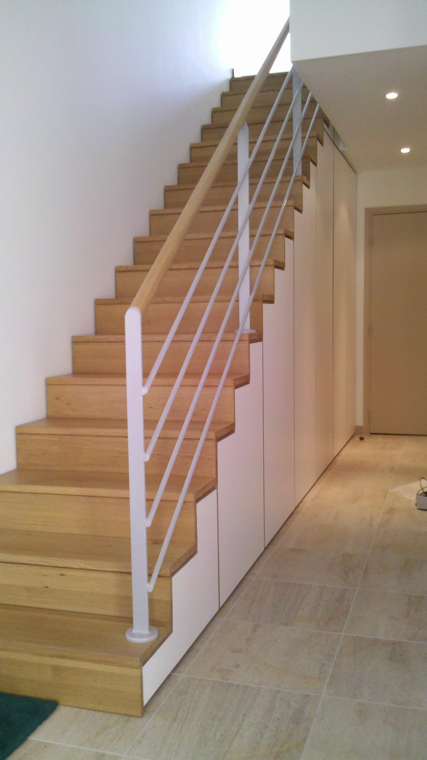 escalier aménager