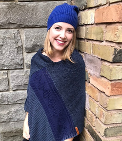 Emily in Blue Hat