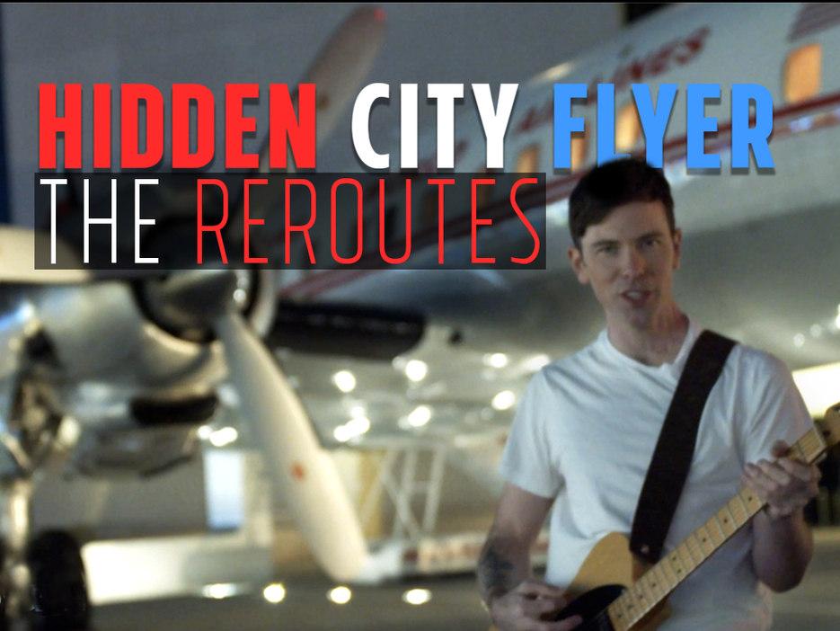 i-Reroute | Hidden City Flyer