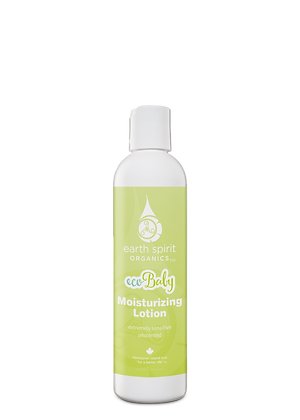 eco Baby Moisturizing Lotion - Unscented