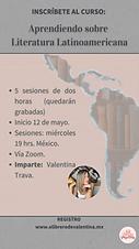 Curso Aprendiendo sobre Literatura Latinoamericana