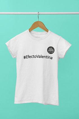 Playera #EfectoValentina (hombre)