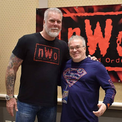 Lewis and Kevin Nash
