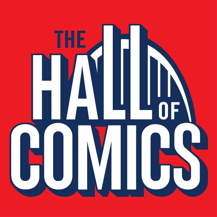 Hall of comics