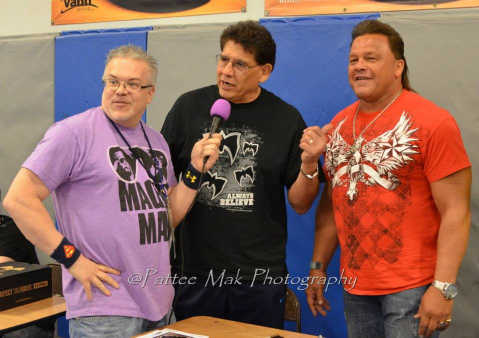Tito Santana and Tataka