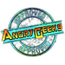 #Angrygeeks approved