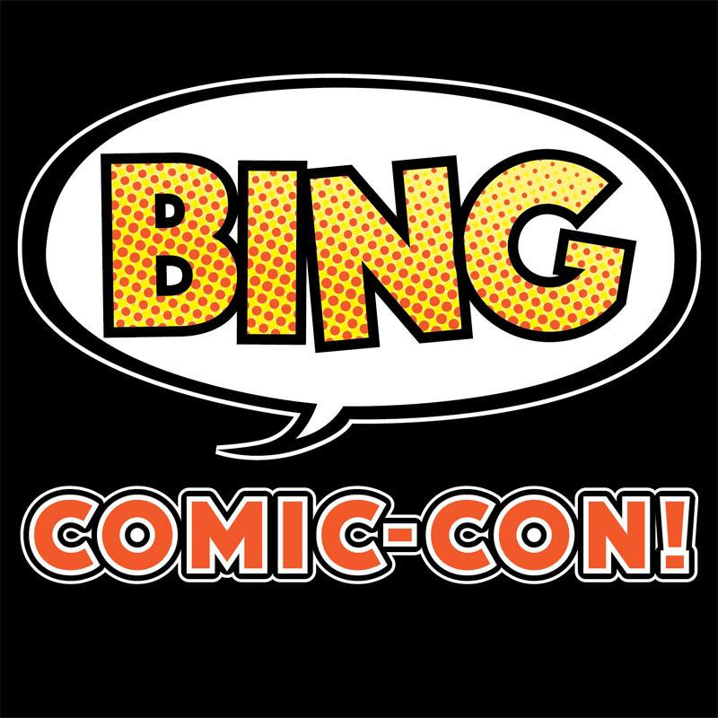 Bing Comic-con