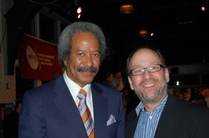 Allen Toussaint and JC