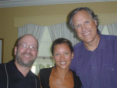 Jon, Tom, and Vanessa Williams
