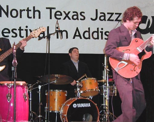Cookin' at the North Texas Jazz Festival