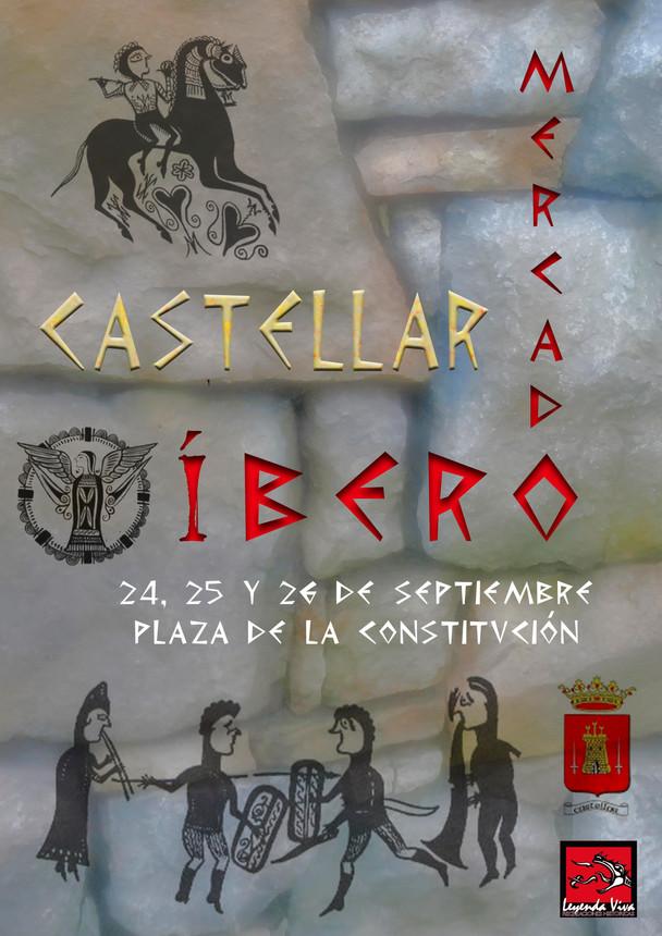 del 24 al 26 de septiembre-mercado íbero en castellar (jaén)