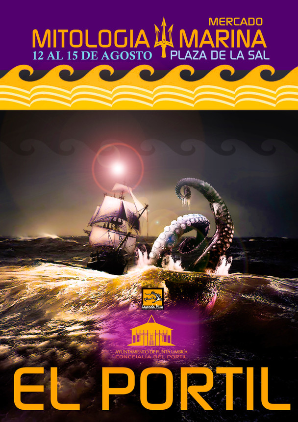 del 12 al 15 de agosto-Mercado mitológico el Portil (Huelva)
