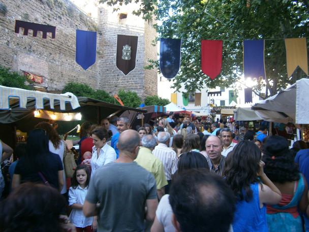 Mercado Medieval en Priego de Córdoba (Córdoba)
