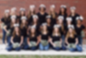 2019-2020 SMS Varsity Cheerleaders