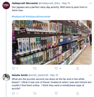 Providing customer service on Twitter | #ShopfloorHeroes