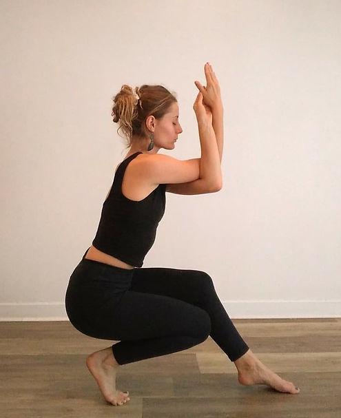 Stages et ateliers Yoga avec Elisa