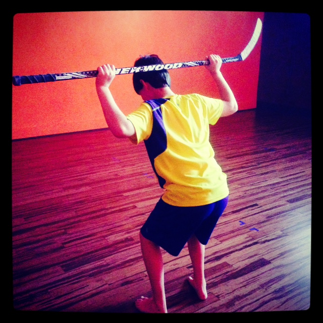 Hockey specific mobility