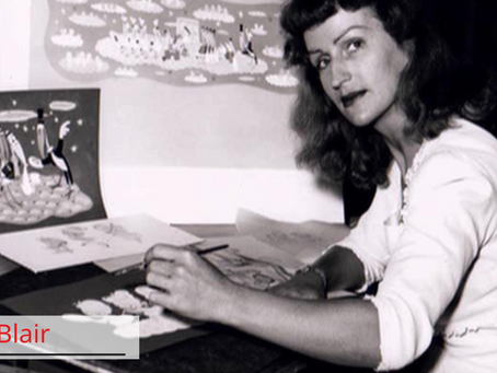 Spotlight: Mary Blair