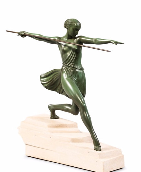 FAYRAL – LE FAGUAYS – Antiope – c.1930