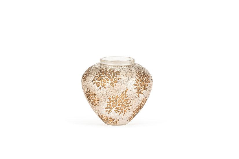RENE LALIQUE – Vase Estérel - c. 1923