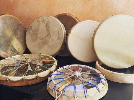 Constellation - elles/ils ont des tambours La Femme Au Tambour