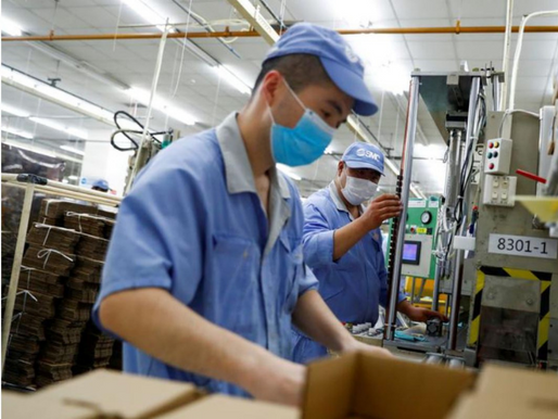 Pent-up Demand Driving Global Factory Revival