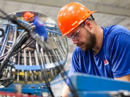 Training, Technology Vital for Manufacturers Recruiting Younger Workers, Study Says