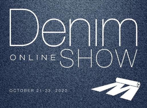 THIS WEEK | MorganTecnica's Denim Online Show Dedicated to Worldwide Denim Apparel Manufacturers