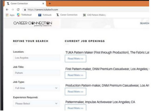 Apparel Job Portal Helps Unemployed Workers and Incentivizes Employers During Pandemic
