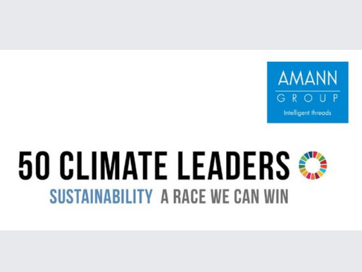 UN Announces AMANN Group as One of Top 50 Sustainability and Climate Leaders