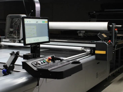 Gerber's New Atria Cutter Offers Mass Production Benefits, On-Demand Potential
