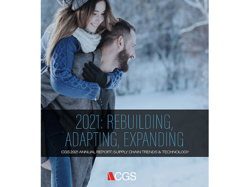2021 Supply Chain Trends and Technology Annual Report (Sponsored)