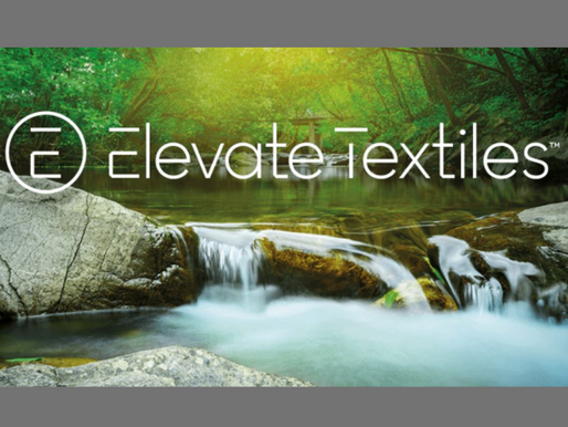 Elevate Textiles Releases 2020 Sustainability Report