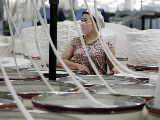 Chinese Textile Prices May Go up 30-40% due to Power Cuts