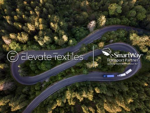Elevate Textiles Apoya el Compromiso de Sostenibilidad con la 'Smartway Transport Partnership'